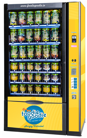 Food Product Vending Machine