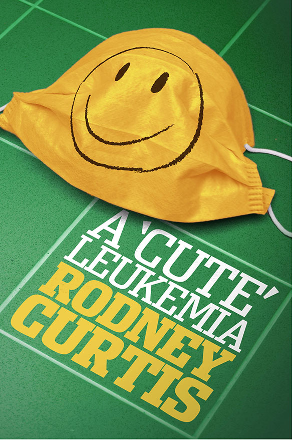 A Cute Leukemia Front Cover Book Page